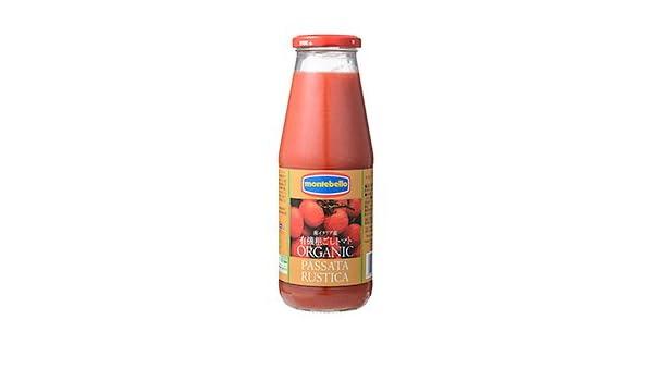 b195235343d9 Amazon   モンテベッロ 有機粗ごしトマト/700g TOMIZ/cuoca(富澤商店) イタリアンと洋風食材 トマト    TOMIZ(富澤商店)   野菜の缶詰・瓶詰 通販