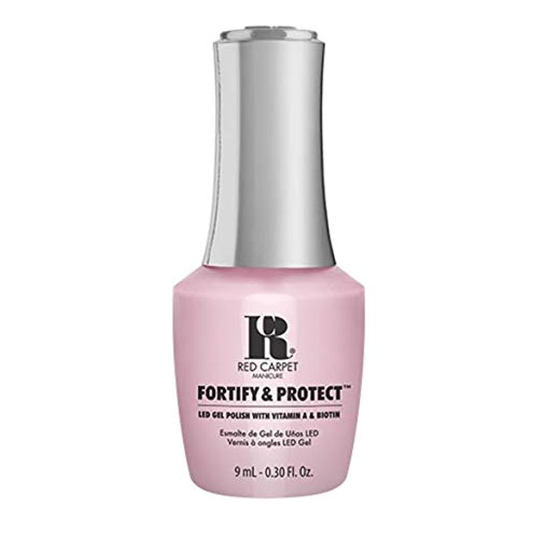 宇宙の生む人柄Red Carpet Manicure - Fortify & Protect - Take Two - 9ml / 0.30oz