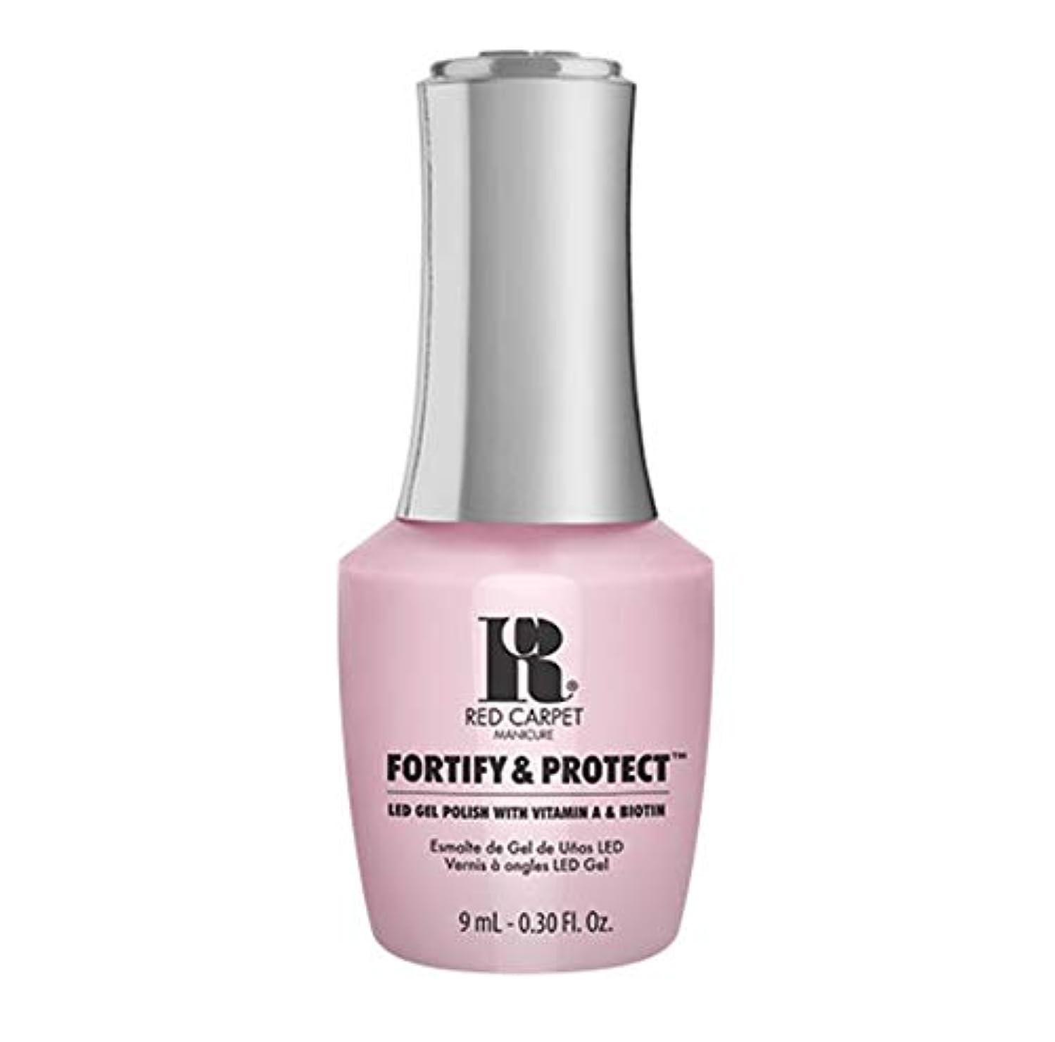受賞タイルマルクス主義Red Carpet Manicure - Fortify & Protect - Take Two - 9ml / 0.30oz