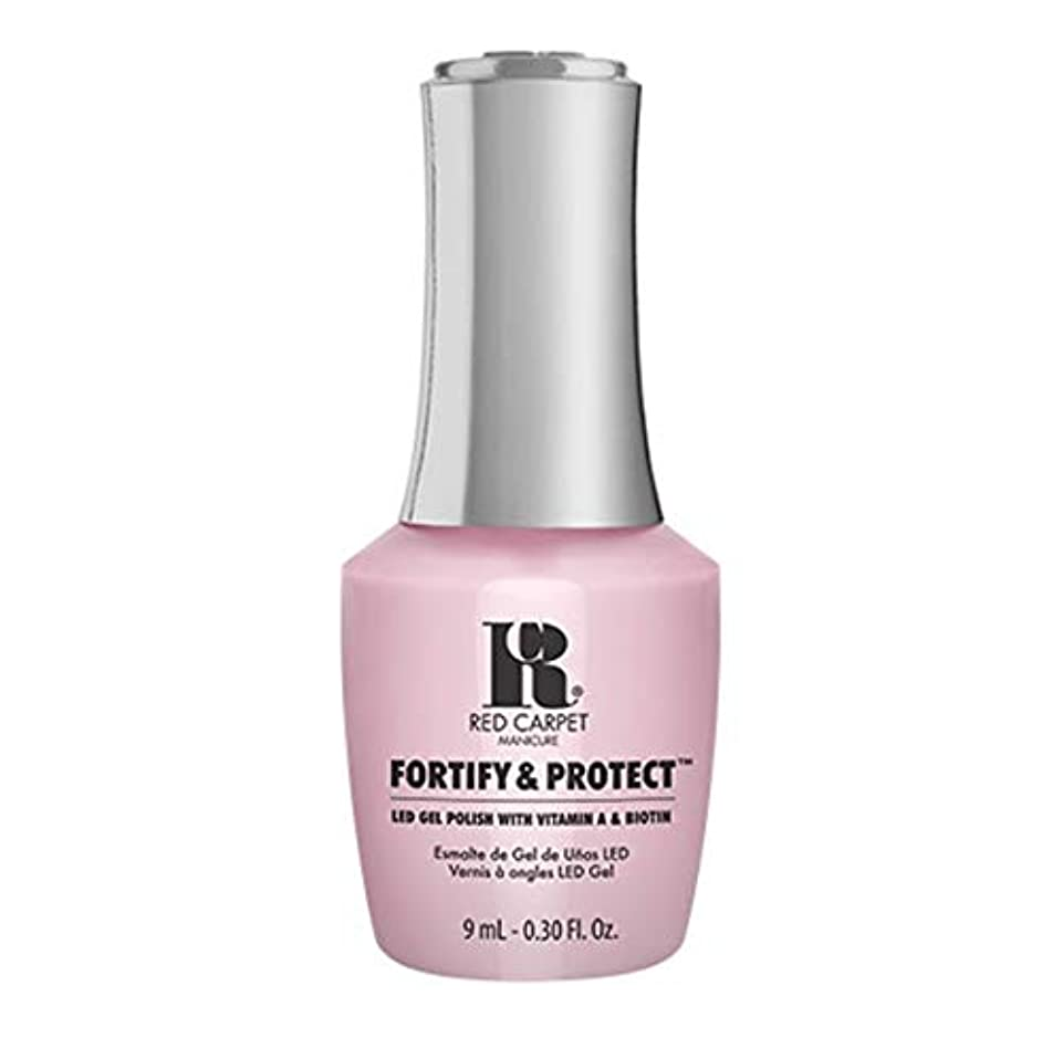 不調和ずっと適度なRed Carpet Manicure - Fortify & Protect - Take Two - 9ml / 0.30oz