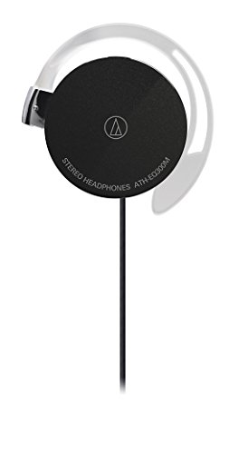 audio-technica オープン型オンイヤーヘッドホン 耳掛け式 ブラック ATH-EQ300M BK