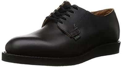 [レッドウィングシューズ] RED WING SHOES ブーツ サービスシュー  ポストマン オックスフォード 101 BLACK(Black/8)