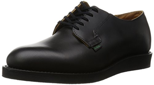 [レッドウィングシューズ] RED WING SHOES ブーツ サービスシュー ポストマン オックスフォード 101 BLACK(Black/8 1/2)