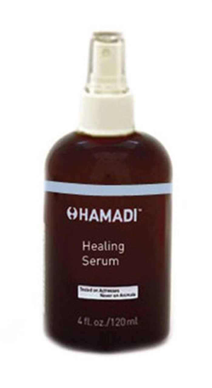 卒業誓う絶え間ないHamadi Healing Serum (並行輸入品) [並行輸入品]