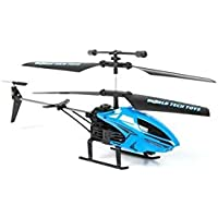 World Tech Neptune-X 3.5CH Gyro IR Blue Helicopter ZX-35055-BLU by Neptune-x [並行輸入品]