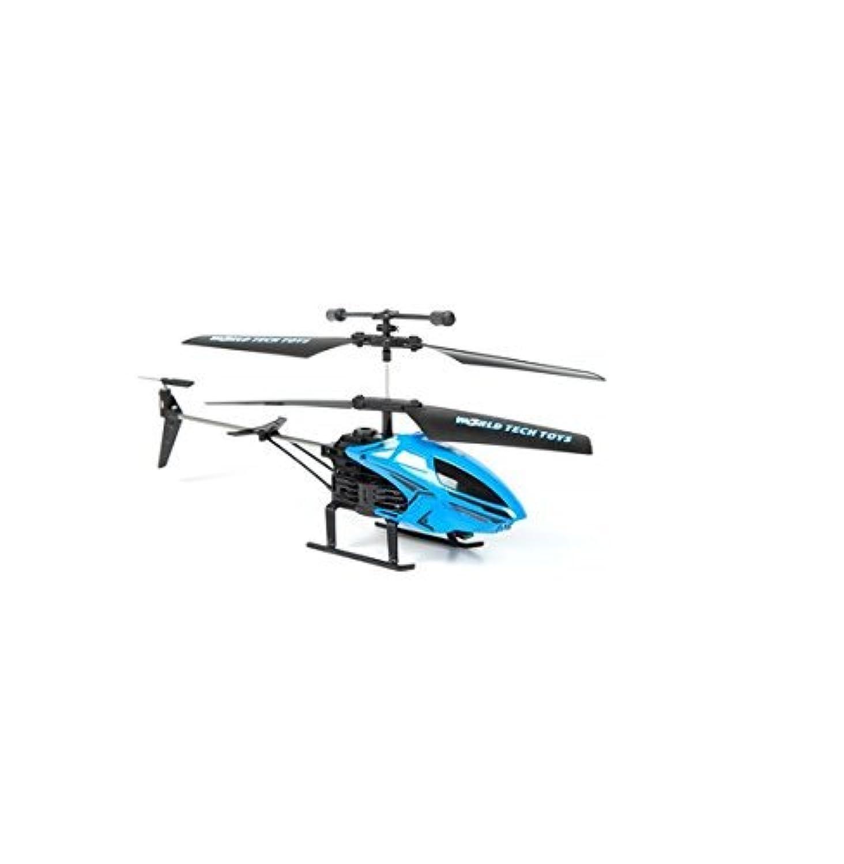 World Tech Neptune-X 3.5CH Gyro IR Blue Helicopter ZX-35055-BLU by Neptune-x [並行輸入品]