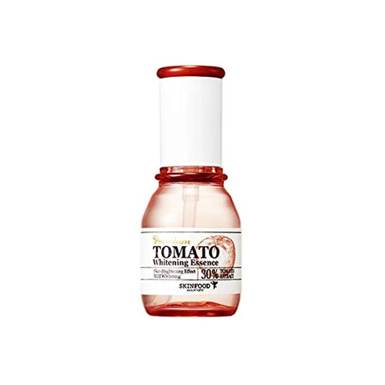 複製私たち自身電極Skinfood プレミアムトマトホワイトニングエッセンス(美白効果) / Premium Tomato Whitening Essence (Skin-Brightening Effect)50ml [並行輸入品]