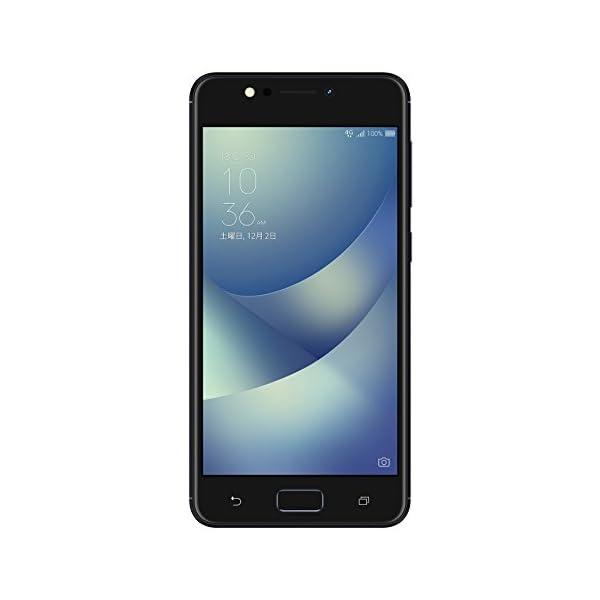 ASUS ZenFone4 MAX ZC520K...の商品画像
