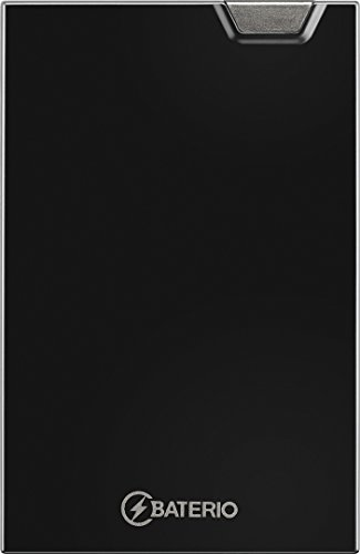 キングジム カードタイプ充電池 バテリオ  BAT20 黒...