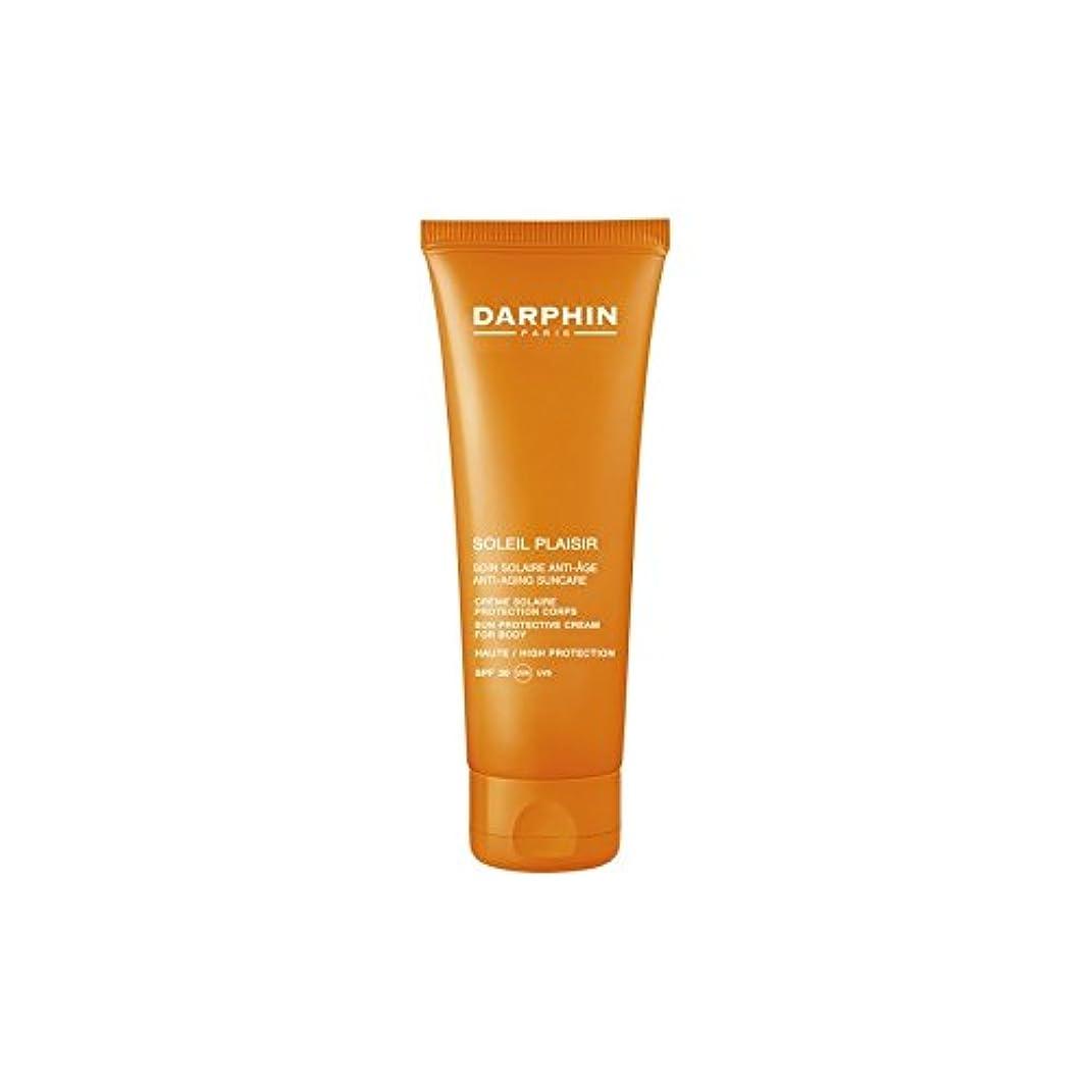 クリープ参照するチェスダルファンソレイユプレジールボディクリーム x2 - Darphin Soleil Plaisir Body Cream (Pack of 2) [並行輸入品]