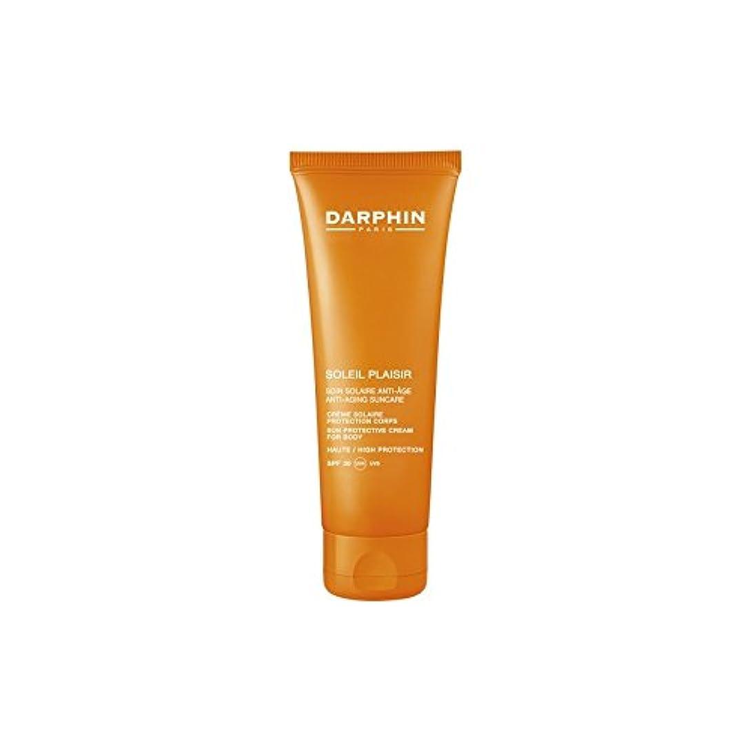 本部うめきコーナーDarphin Soleil Plaisir Body Cream (Pack of 6) - ダルファンソレイユプレジールボディクリーム x6 [並行輸入品]