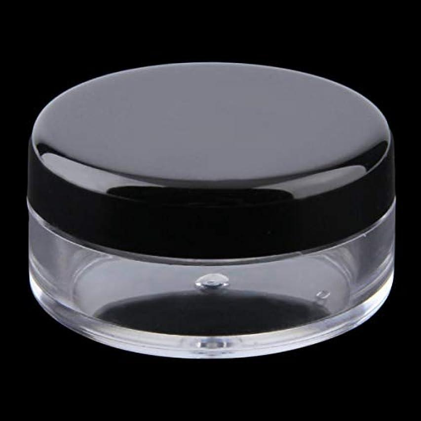 ブルゴーニュ占める芸術的Intercoreyミニサイズと軽量ポータブル化粧品空ジャーポットアイシャドウ化粧フェイスクリームリップクリームコンテナ詰め替え式ボトル