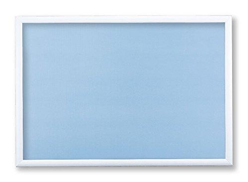 [해외]나무 퍼즐 프레임 자연 패널 시로 (38x53cm)/Wooden Puzzle Frame Natural Panel White (38 x 53 cm)