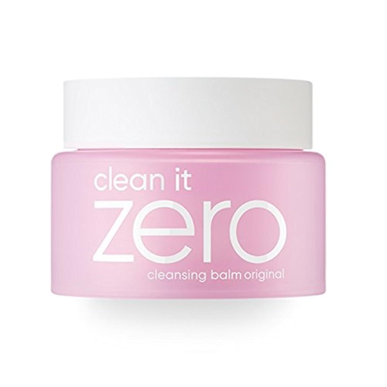 煙突考古学解明するBanila.co クリーン イット ゼロ クレンジングバーム オリジナル / Clean it Zero Cleansing Balm Original (100ml)