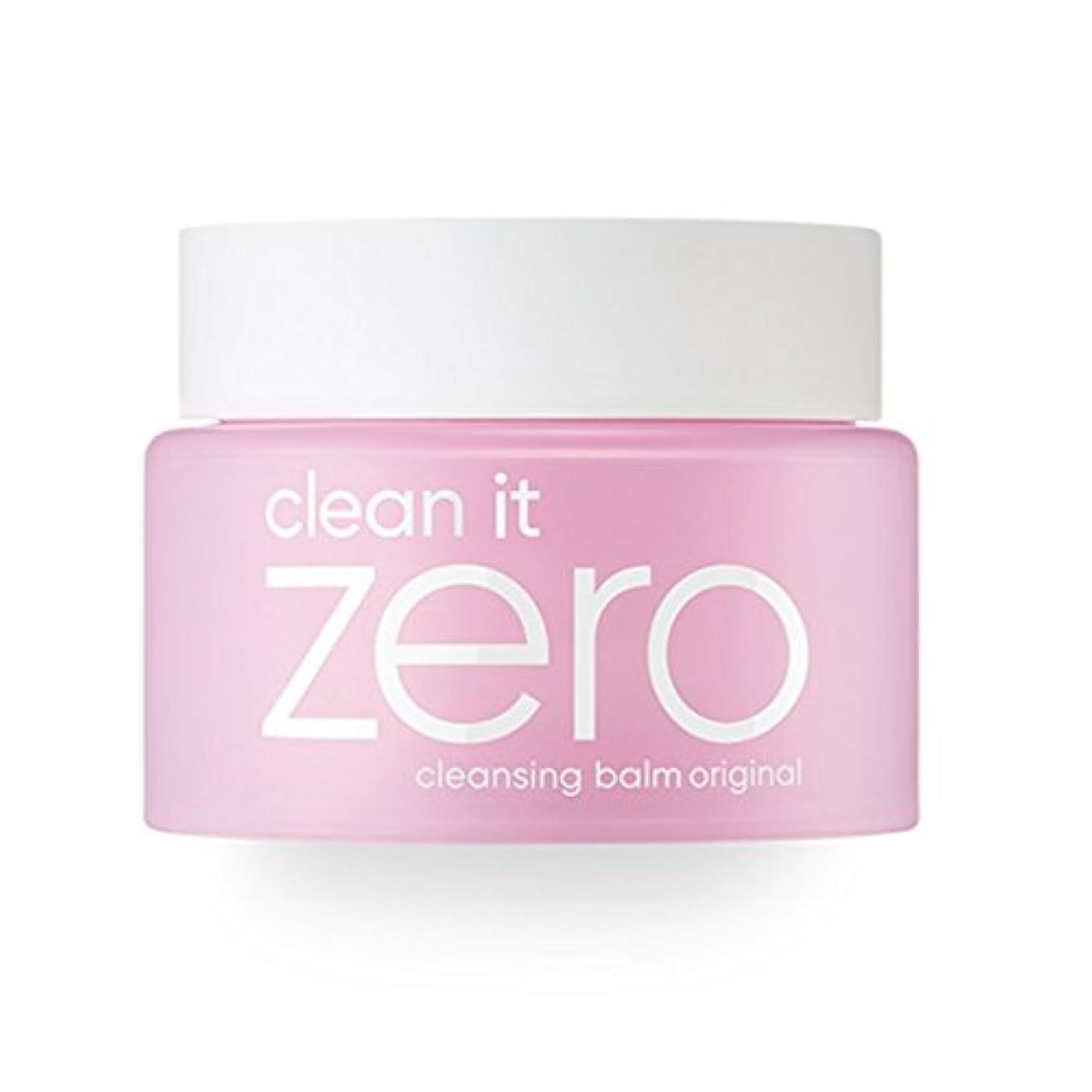 発音色むき出しBanila.co クリーン イット ゼロ クレンジングバーム オリジナル / Clean it Zero Cleansing Balm Original (100ml)
