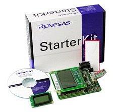 ルネサスエレクトロニクス(RENESAS) Starter Kit for R8C/23 R0K521237S001BE