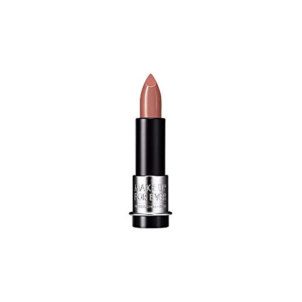 差し控える教義モーション[MAKE UP FOR EVER] モカベージュ - これまでアーティストルージュクリーム口紅3.5グラムのC107を補います - MAKE UP FOR EVER Artist Rouge Creme Lipstick...