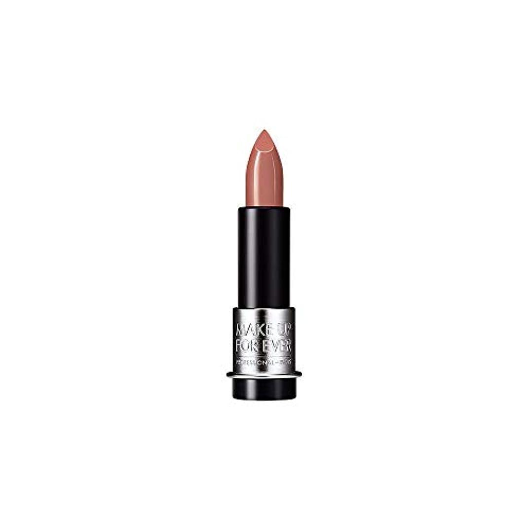 反乱注文酔っ払い[MAKE UP FOR EVER] モカベージュ - これまでアーティストルージュクリーム口紅3.5グラムのC107を補います - MAKE UP FOR EVER Artist Rouge Creme Lipstick...