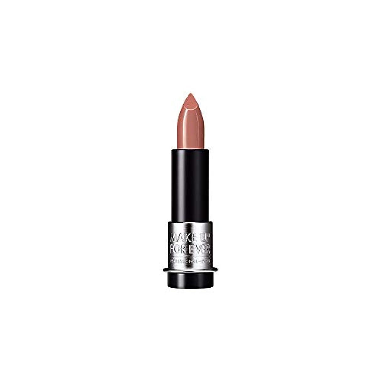 一晩ベッドを作る文房具[MAKE UP FOR EVER] モカベージュ - これまでアーティストルージュクリーム口紅3.5グラムのC107を補います - MAKE UP FOR EVER Artist Rouge Creme Lipstick...