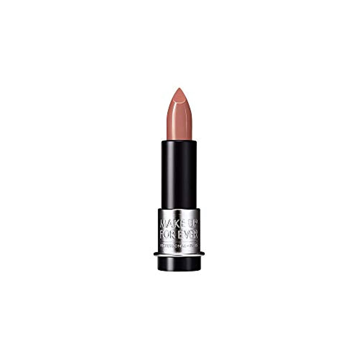 抱擁かろうじて血統[MAKE UP FOR EVER] モカベージュ - これまでアーティストルージュクリーム口紅3.5グラムのC107を補います - MAKE UP FOR EVER Artist Rouge Creme Lipstick...