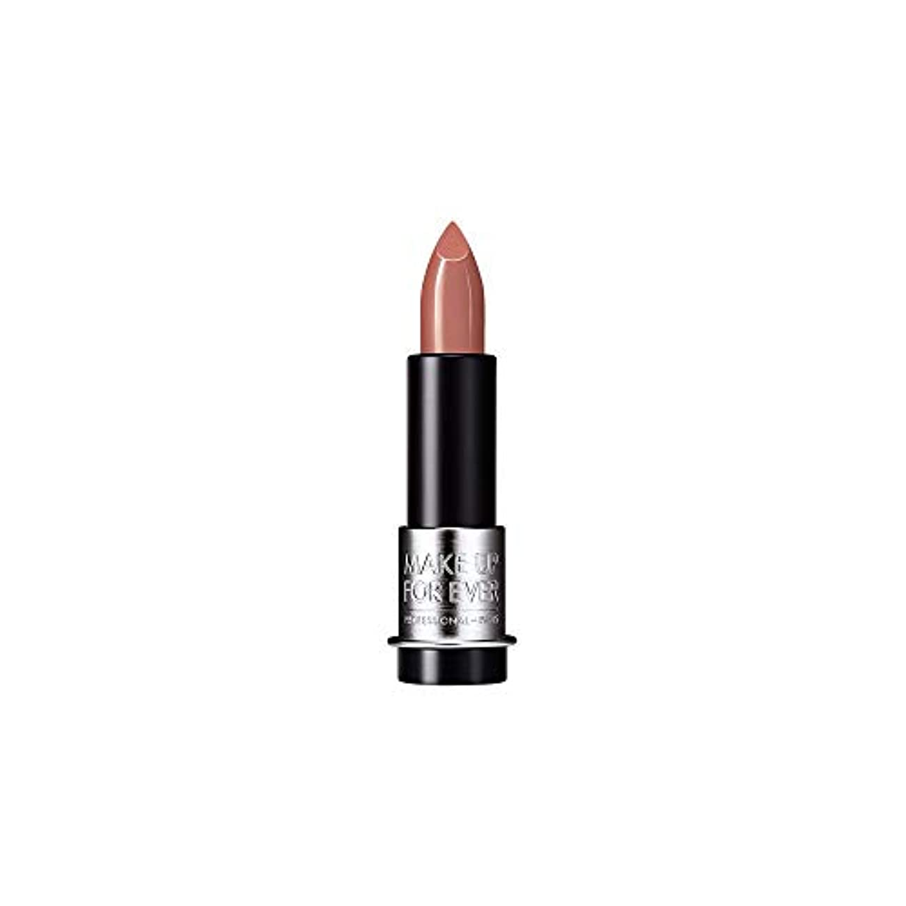 祖母アプローチ資格[MAKE UP FOR EVER] モカベージュ - これまでアーティストルージュクリーム口紅3.5グラムのC107を補います - MAKE UP FOR EVER Artist Rouge Creme Lipstick...