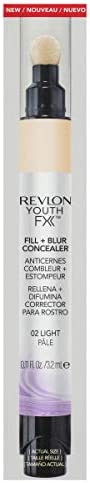 Revlon Youth FX™ Fill + Blur Concealer, Light, 3.2ml
