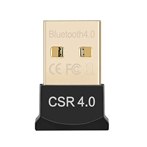 Shop-Riez Bluetooth USB Version 4.0 ドングル USBアダプタ Windows10/Windows8/Windows7/Vistaに対応(Macに非対応)