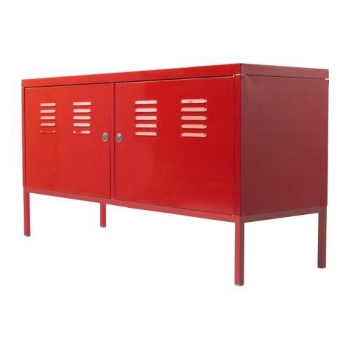 IKEA PS レッド キャビネット、レッド