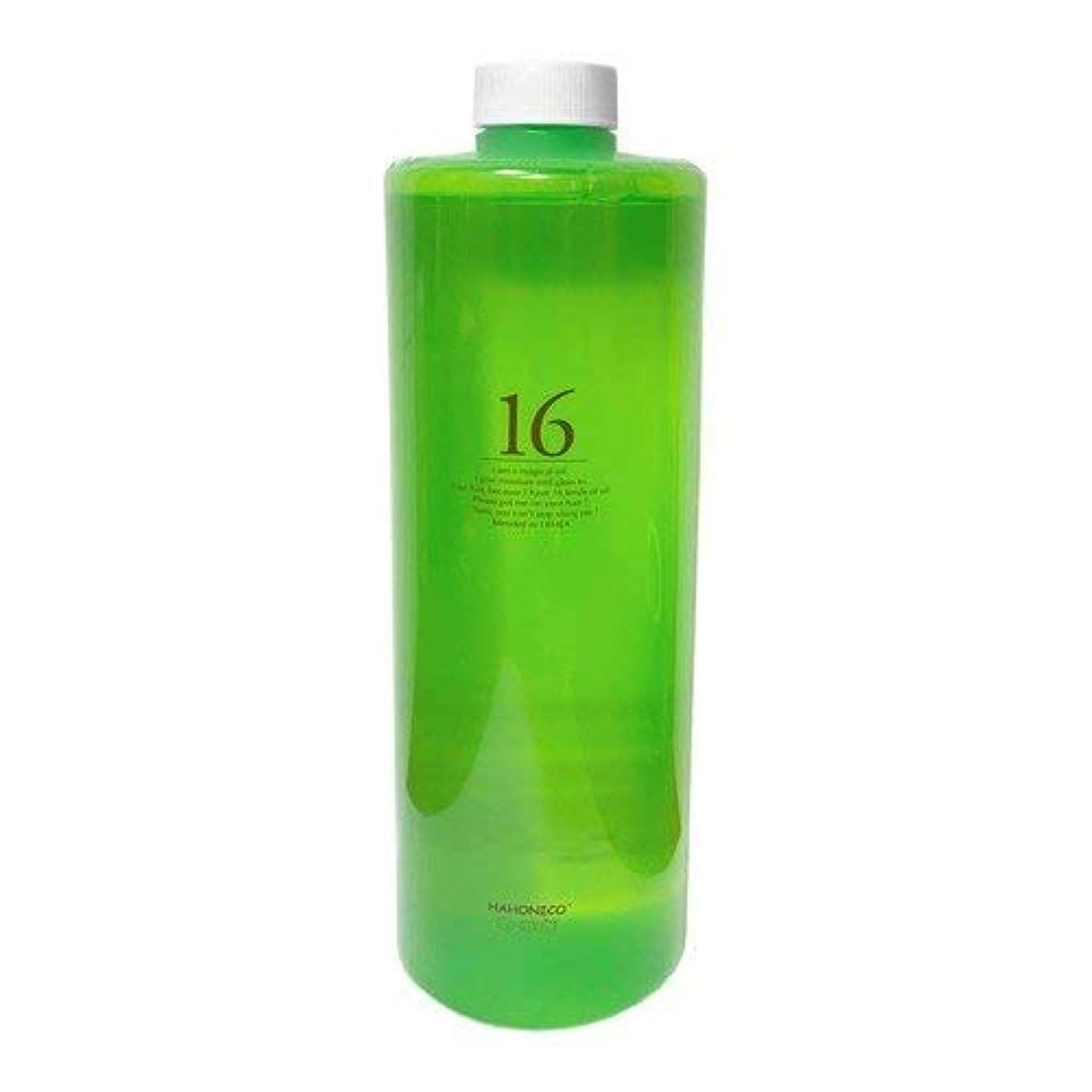 ケーブルカーギャング不規則なハホニコ 十六油 ジュウロクユ 1000ml