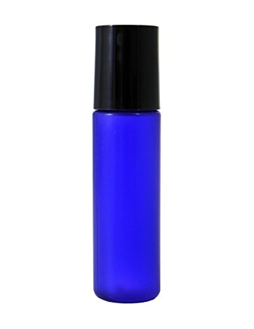 ペンフレンドセメント生むミニボトル容器 化粧品容器 コバルト 10ml 50個セット
