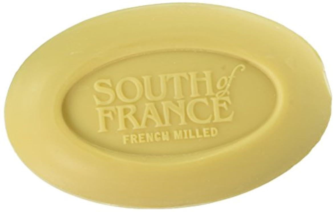 可愛いキノコ許すSouth of France - フランスの製粉された野菜棒石鹸レモンVerbena - 6ポンド