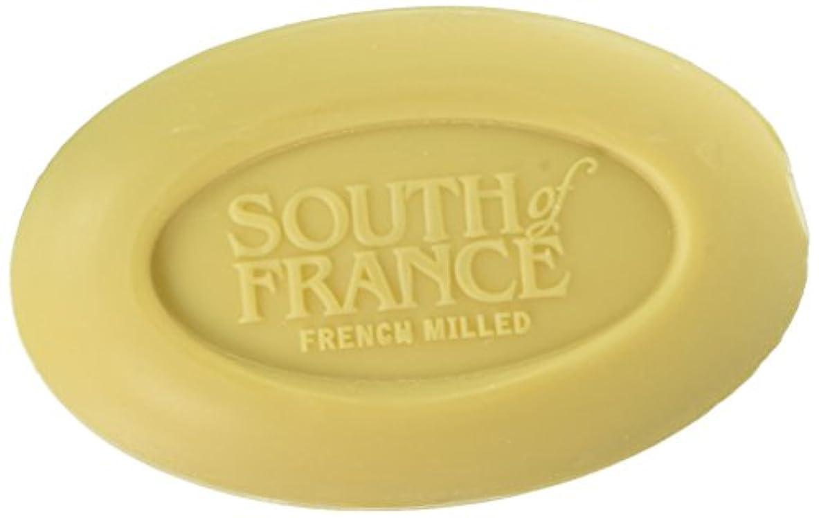 長方形セマフォオペレーターSouth of France - フランスの製粉された野菜棒石鹸レモンVerbena - 6ポンド