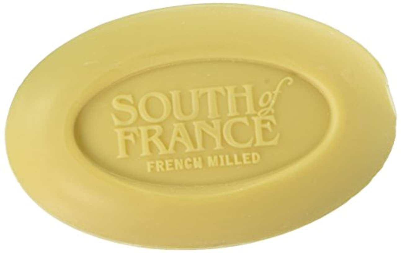 あたりに向かってマットSouth of France - フランスの製粉された野菜棒石鹸レモンVerbena - 6ポンド