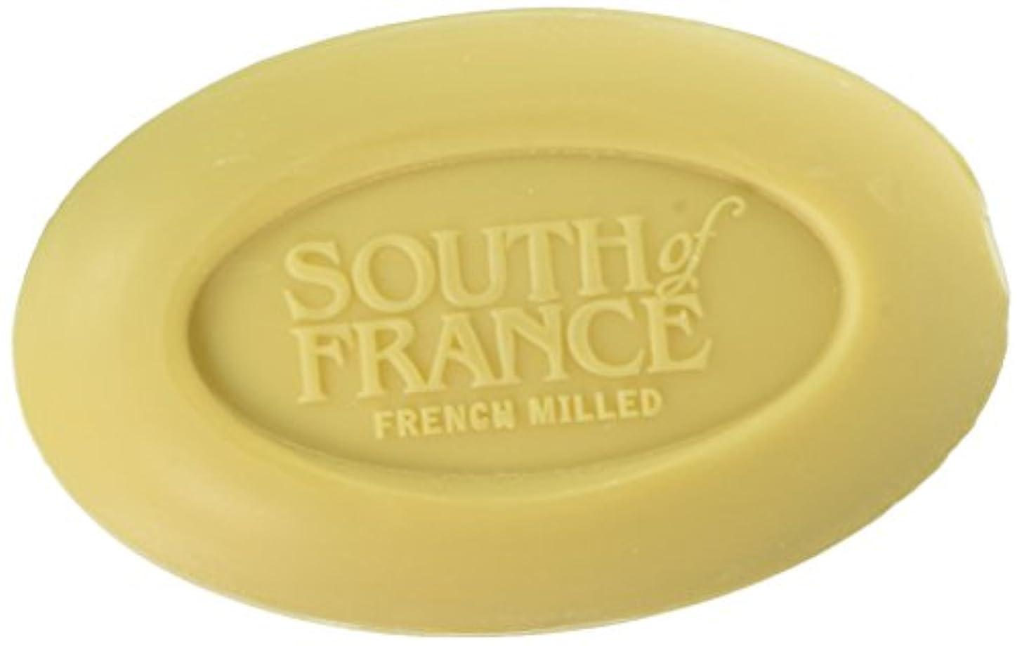 入浴聖書ランデブーSouth of France - フランスの製粉された野菜棒石鹸レモンVerbena - 6ポンド