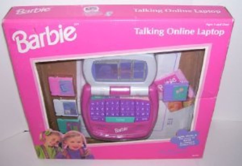 Barbie(バービー) Doll Electronic Talking Pretend Online Laptop ドール 人形 フィギュア(並行輸入)