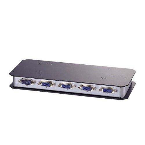 エレコム ディスプレイ分配器 VGA 4分配 VSP-A4