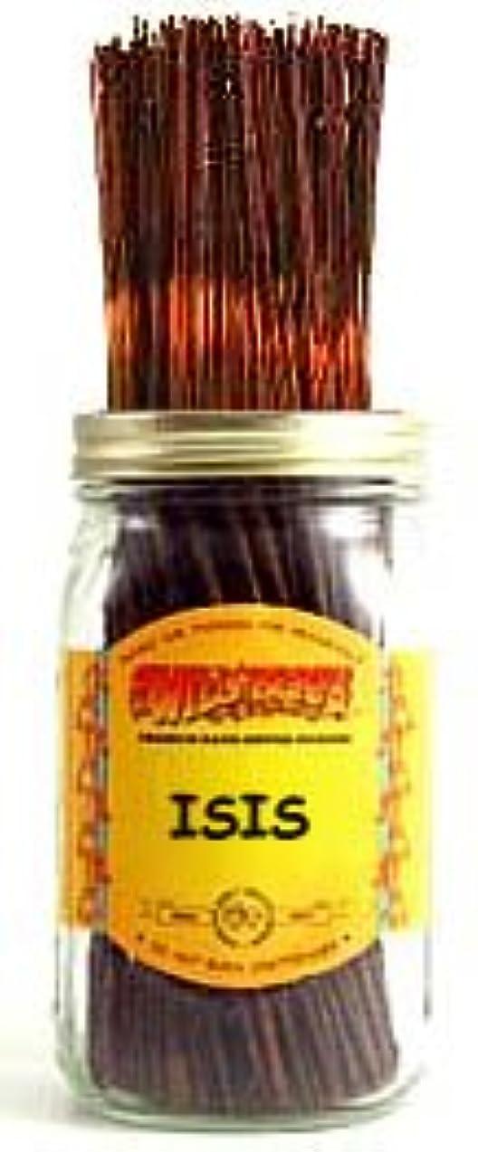 うなり声説明うまくいけばIsis - 100 Wildberry Incense Sticks by Wild Berry