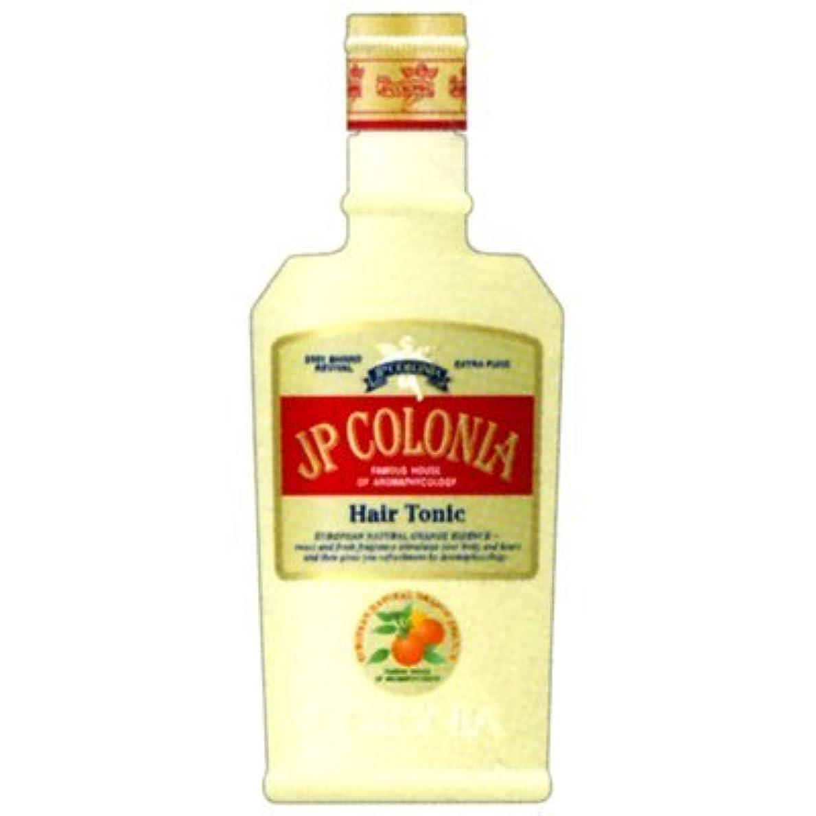 子犬アルコール拒絶JPコロニア ヘアトニックEX 160ml