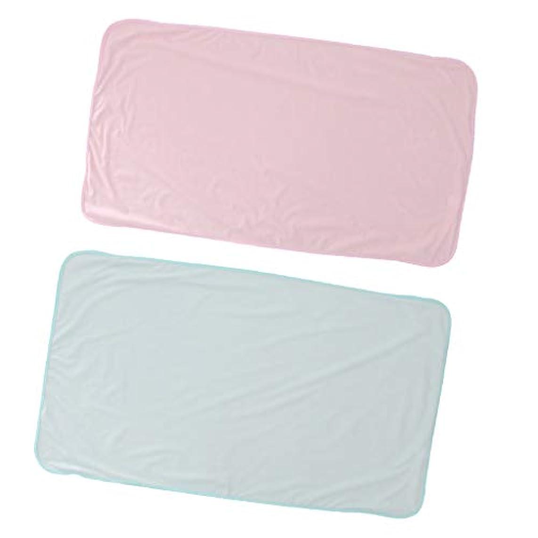 統治するシマウマ時刻表防水敷きパッド ベッドパッド おねしょシーツ 高齢者 子供 患者 介護排泄ケア用 失禁 洗える 2個