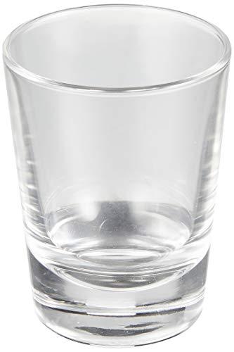 アデリア ショットグラス クリア 55ml W ウイスキー 12個入 日本製 319