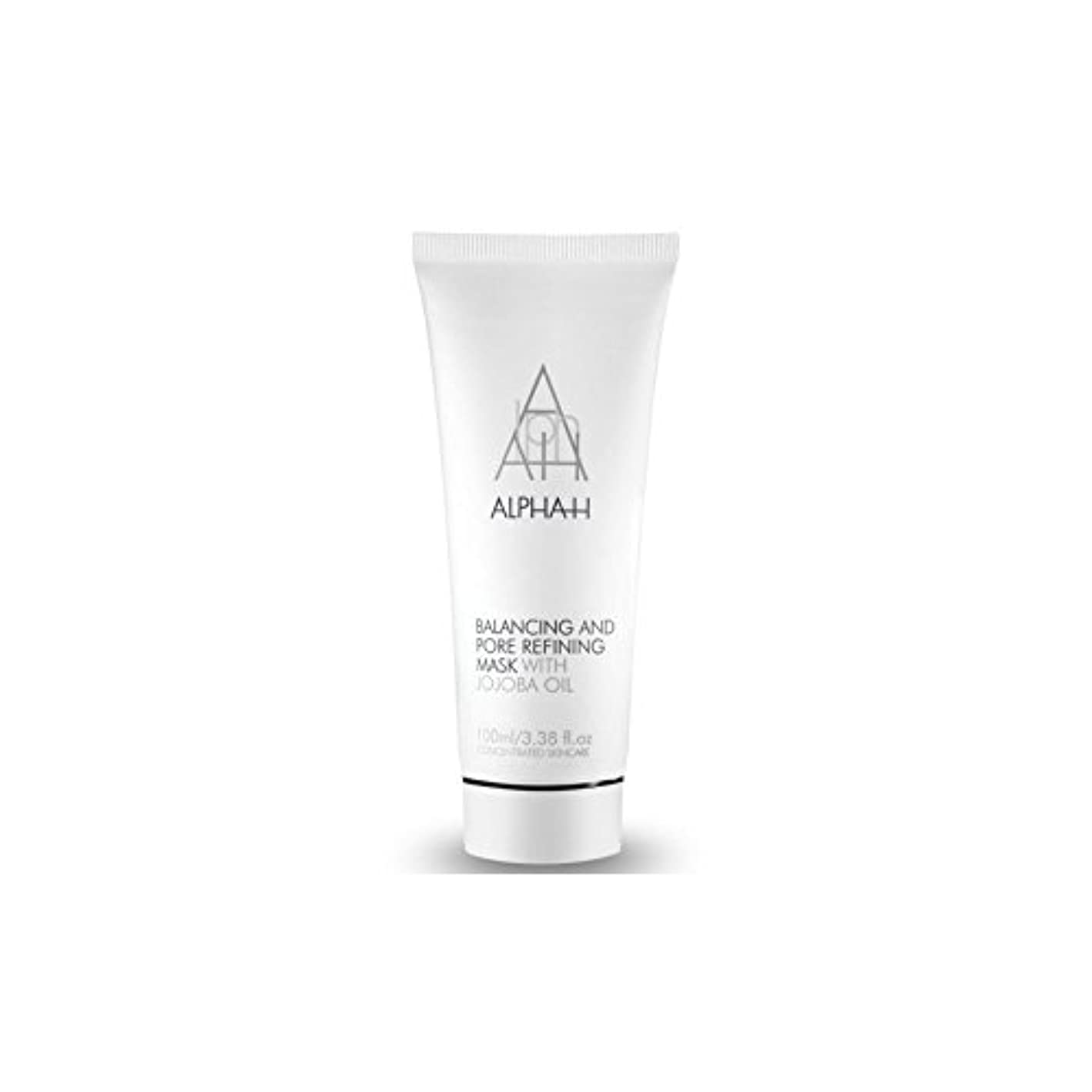 調停者床を掃除する賞賛するAlpha-H Balancing & Pore Refining Mask (100ml) - アルファ-バランシング&ポアリファイニングマスク(100)に [並行輸入品]