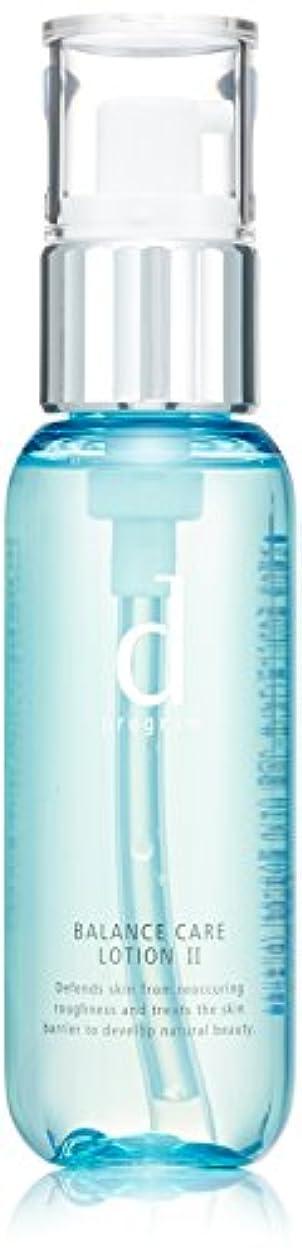 時制ベアリング洗剤d プログラム バランスケア ローション W 2 (しっとり) (薬用化粧水) 125mL 【医薬部外品】