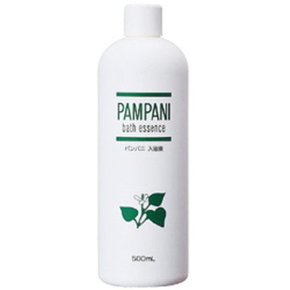 口述ぺディカブバラ色パンパニ(PAMPANI) 入浴液(希釈タイプ) 500ml