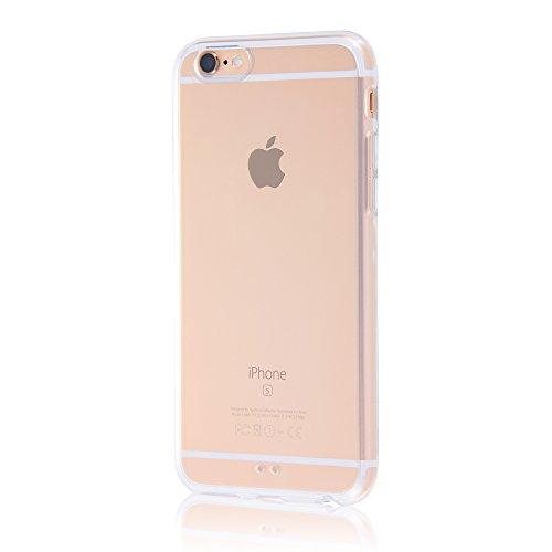 レイ・アウト iPhone6/6s ケース ハイブリッド(TPU+ポリカーボネイト)ケース クリア RT-P9CC2/C