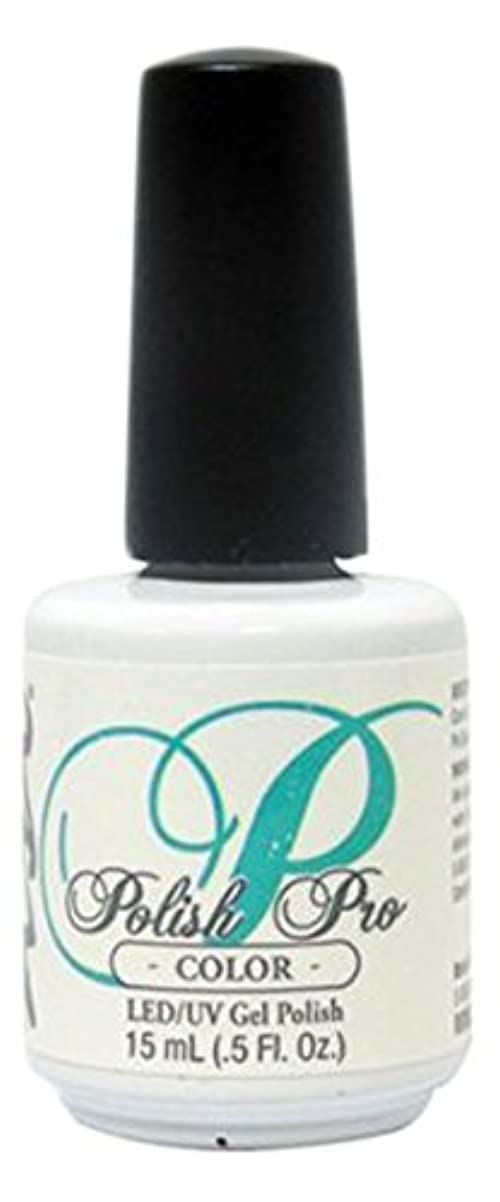 発揮する爵請負業者NSI Polish Pro Gel Polish - Pool Side - 0.5oz/15ml