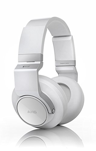AKG K845BT Bluetoothヘッドホン 密閉型 ホワイト K845BTWHT 【国内正規品】
