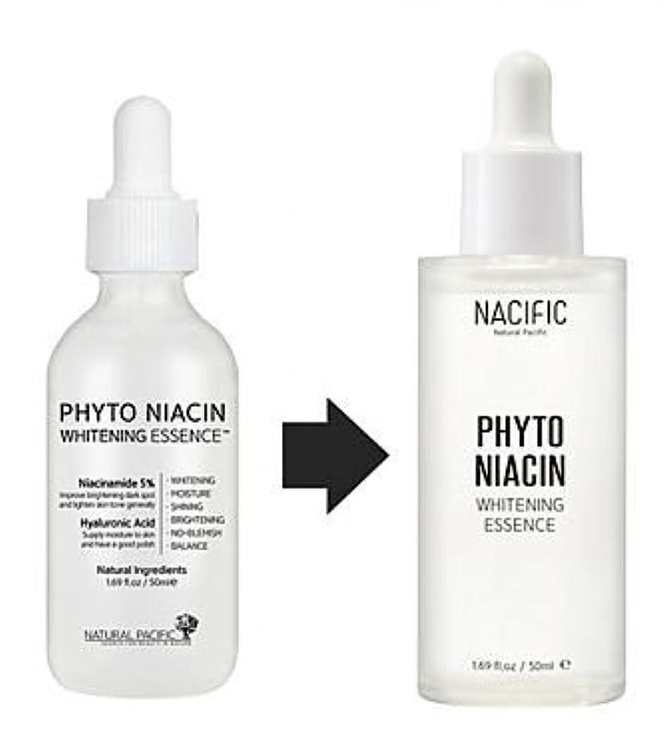 変な誘惑送金[NACIFIC]Phyto Niacin Whitening Essence 50ml/ナチュラルパシフィック フィト ナイアシン ホワイトニング エッセンス 50ml [並行輸入品]