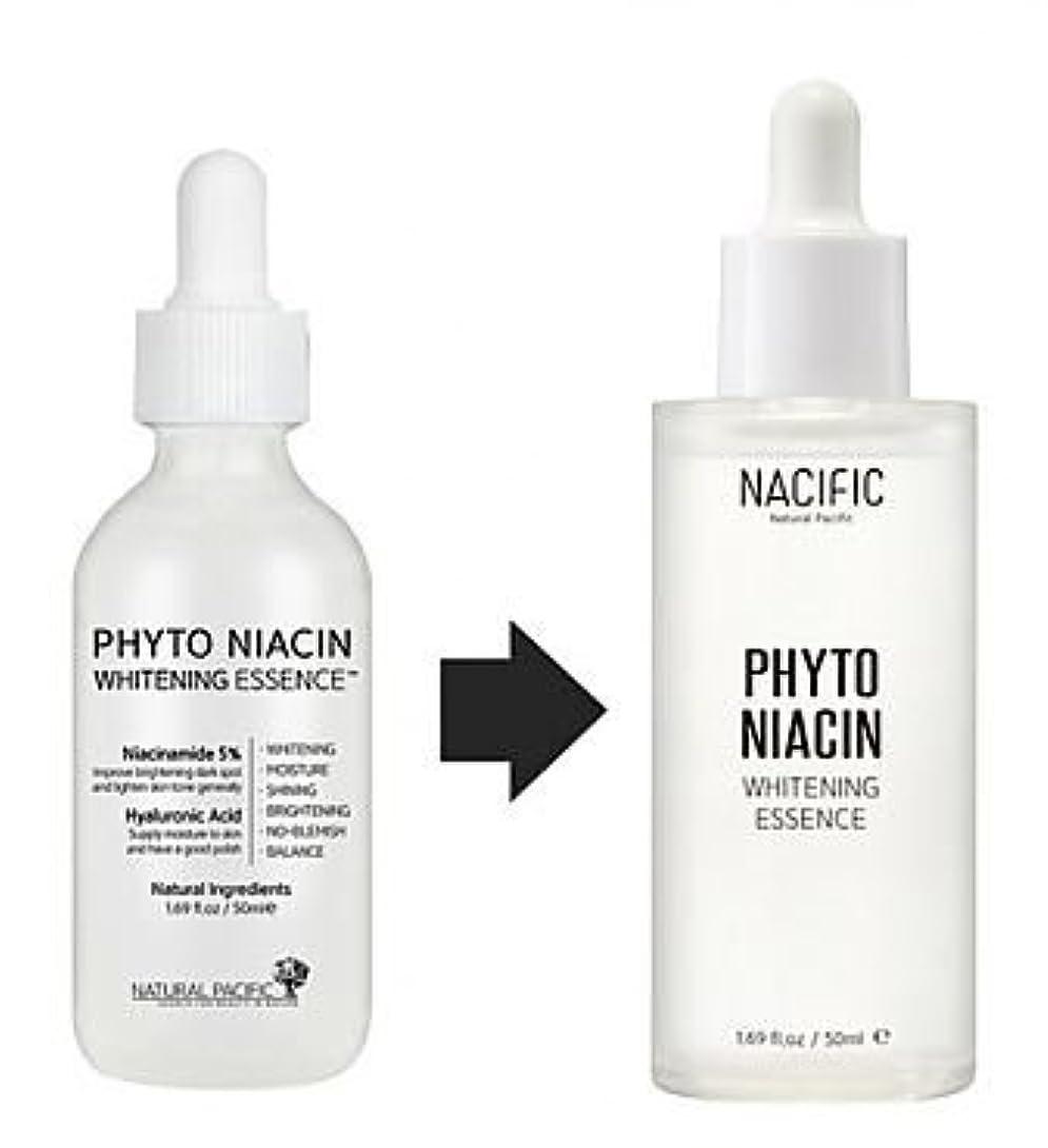 トレース雹憂鬱[NACIFIC]Phyto Niacin Whitening Essence 50ml/ナチュラルパシフィック フィト ナイアシン ホワイトニング エッセンス 50ml [並行輸入品]