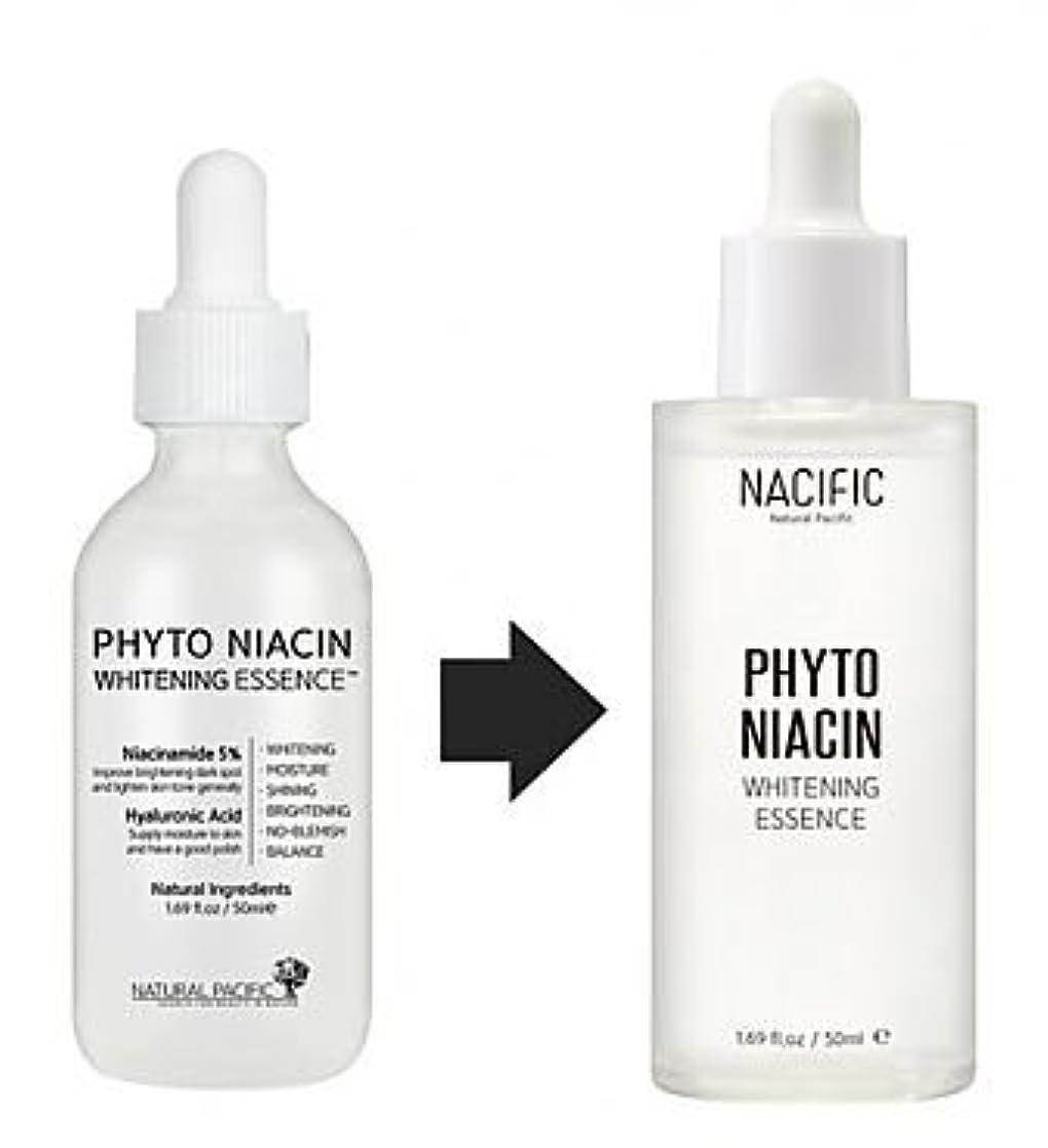 雑品乞食研磨[NACIFIC]Phyto Niacin Whitening Essence 50ml/ナチュラルパシフィック フィト ナイアシン ホワイトニング エッセンス 50ml [並行輸入品]