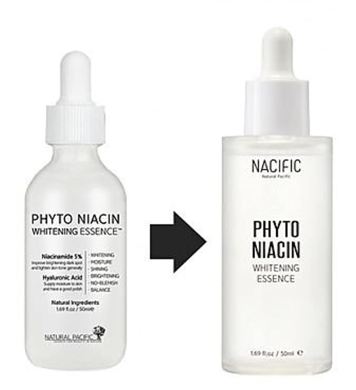パケット火曜日関係ない[NACIFIC]Phyto Niacin Whitening Essence 50ml/ナチュラルパシフィック フィト ナイアシン ホワイトニング エッセンス 50ml [並行輸入品]